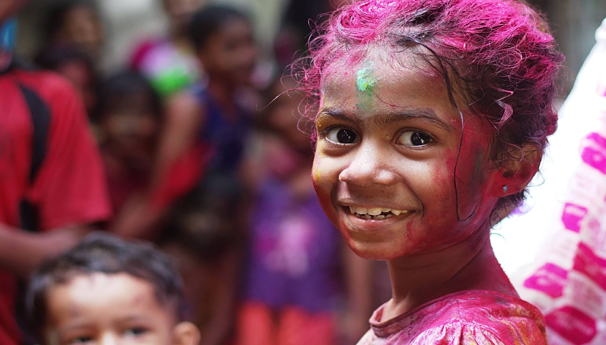Voluntariado en Jaipur con niños