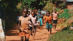 Voluntariado en un orfanato
