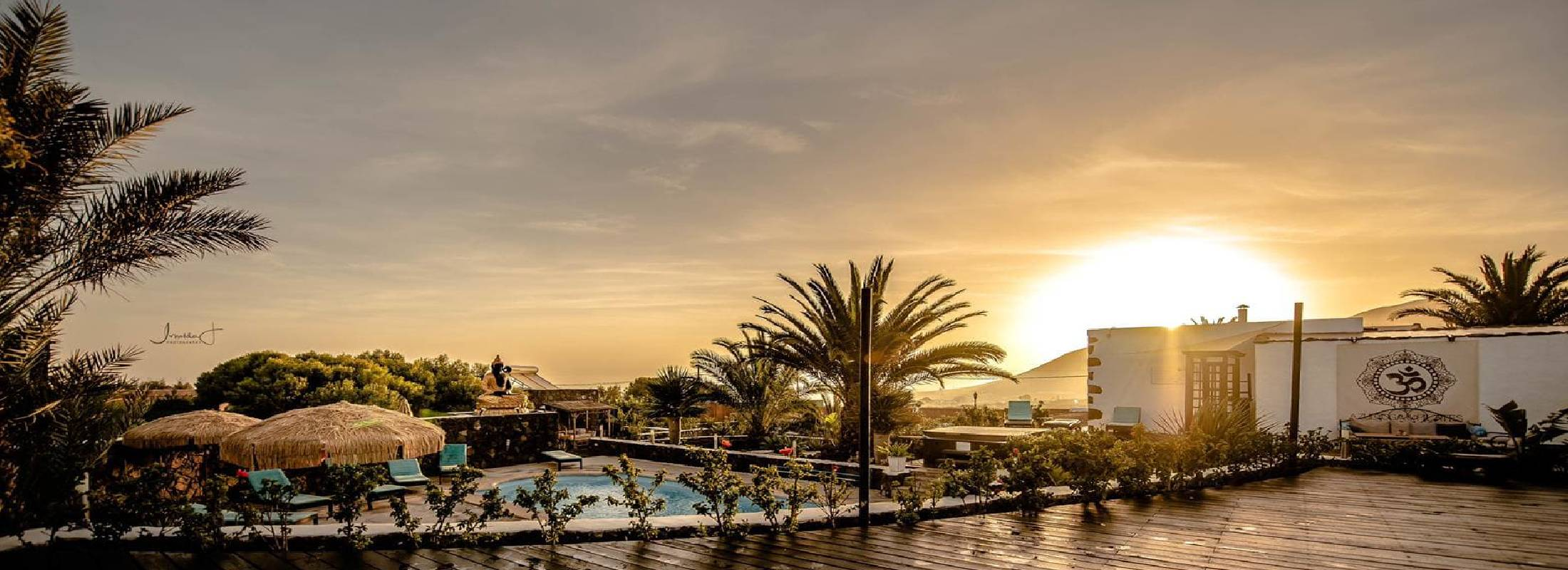 retiro en Fuerteventura de yoga y pilates