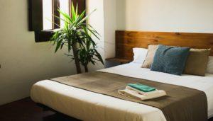 alojamiento en el retiro de bienestar en barcelona