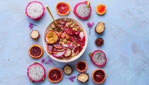 comida saludable y vegetariana en el retiro de málaga