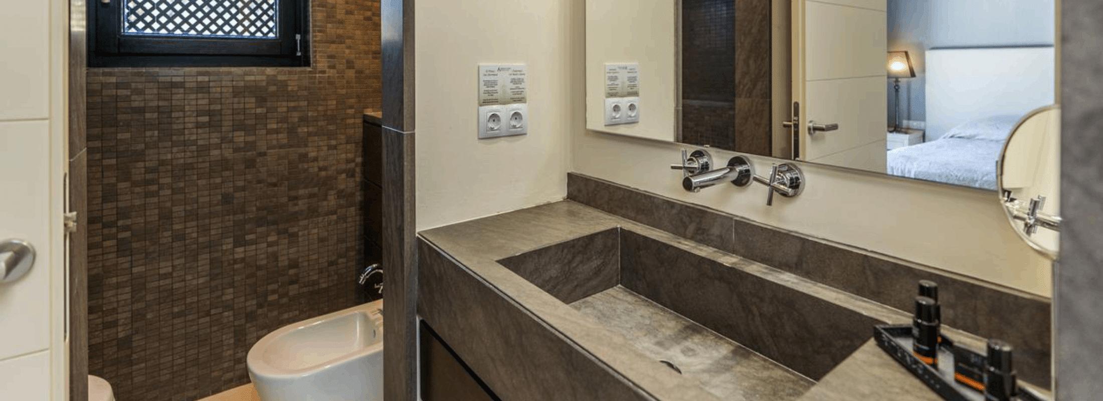 interior baño