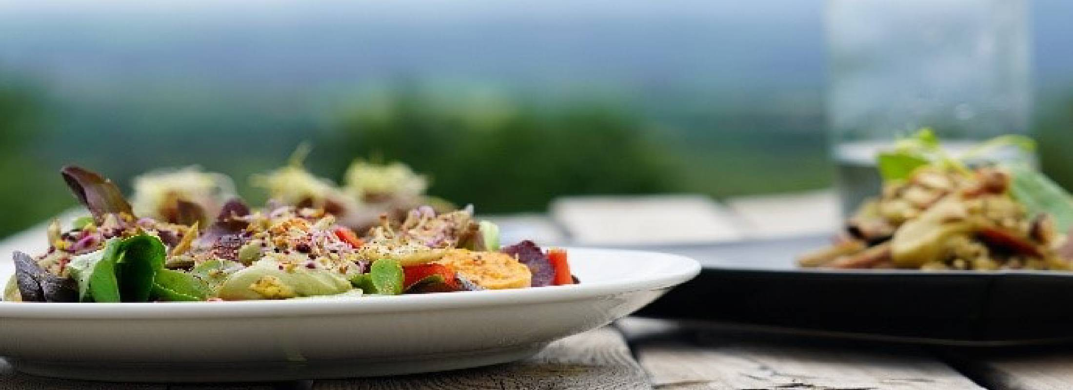 retiro en gerona comida órganica y de proximidad