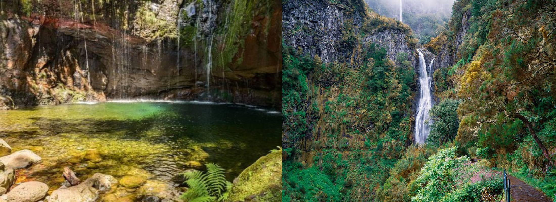 Madeira, Rabacal rutas de senderismo