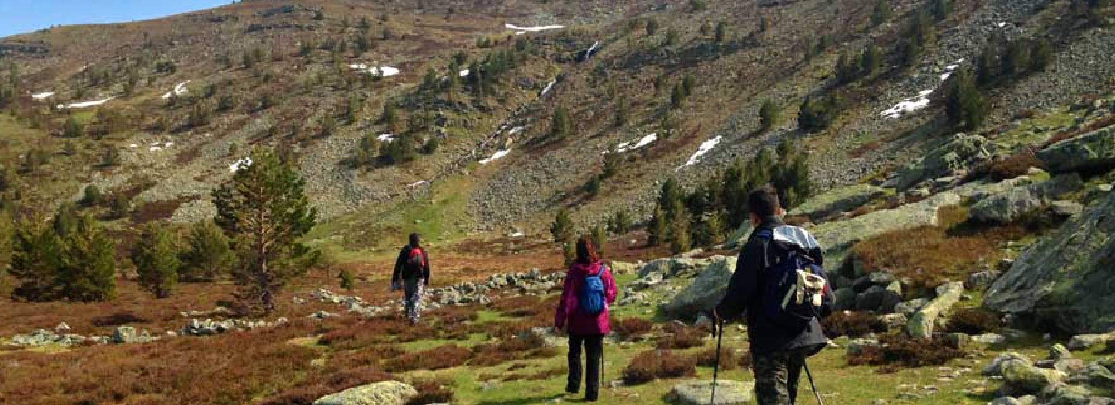 Rutas de senderismo en Soria, naturaleza