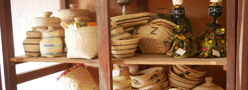 artesanías - cooperación en áfrica