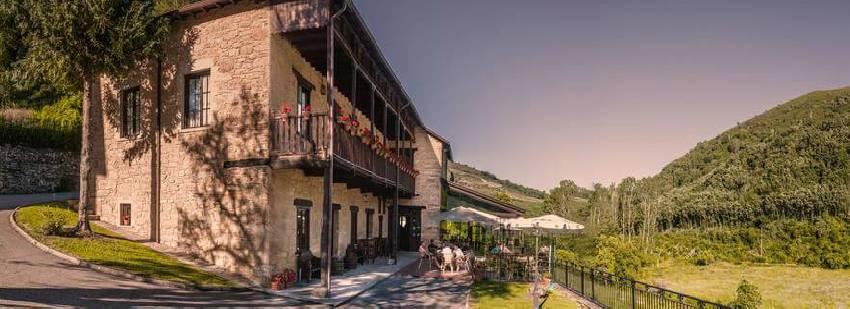tipologia de hoteles rurales cicloturismo