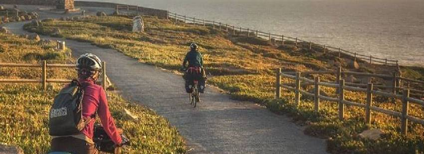 ruta ciclista por españa