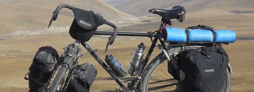ruta ciclista por españa equipaje