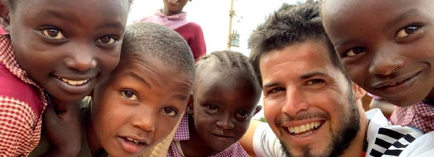 cooperando en áfrica
