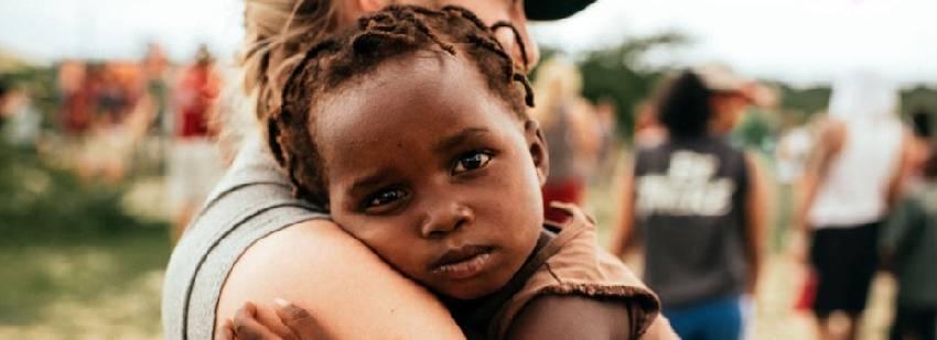ayuda en áfrica