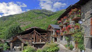 senderismo en el pirineo catalán