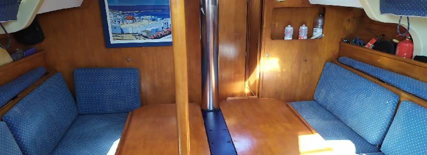 sala común del velero